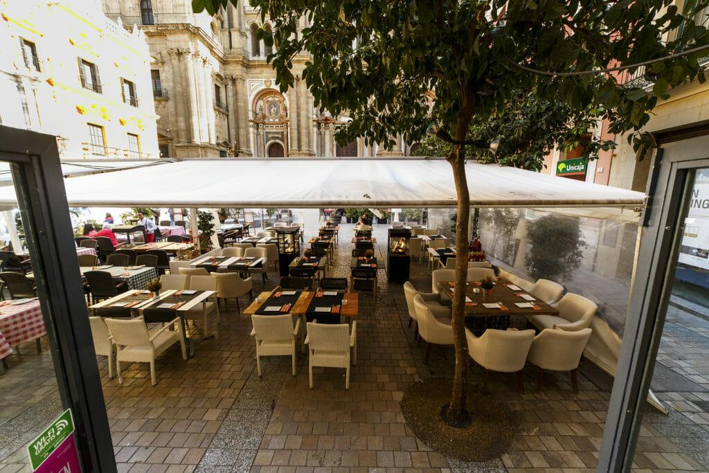 los mejores sitios para comer en malaga